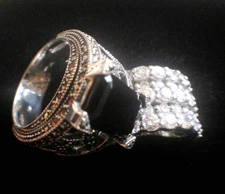 1ダイヤモンドとオニキス.JPG