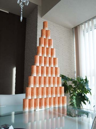 1豆乳タワー.JPG
