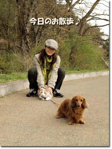 25美人になる方法 今日のお散歩♪.jpg