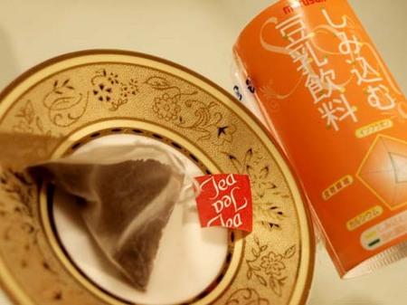 26美人になる方法 豆乳と紅茶.jpg