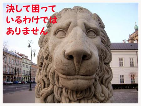 27美人になる方法 ポーランド獅子.jpg