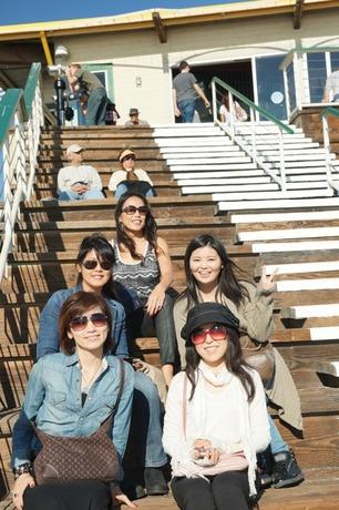 ロス観光サンタモニカ階段.jpg